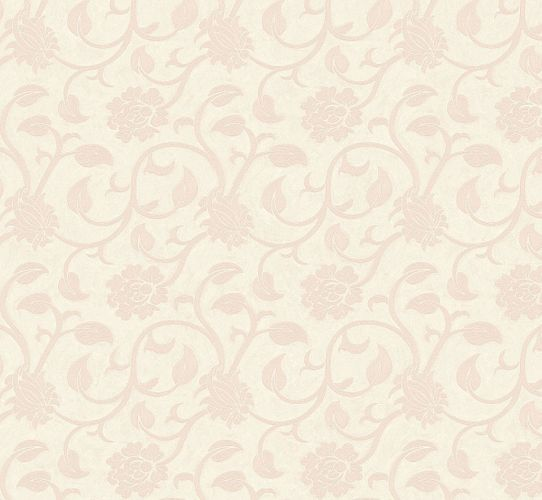 Wallpaper cream beige flower Opulence Marburg 77815
