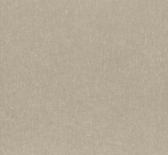 Wallpaper taupe plain Opulence Marburg 77856