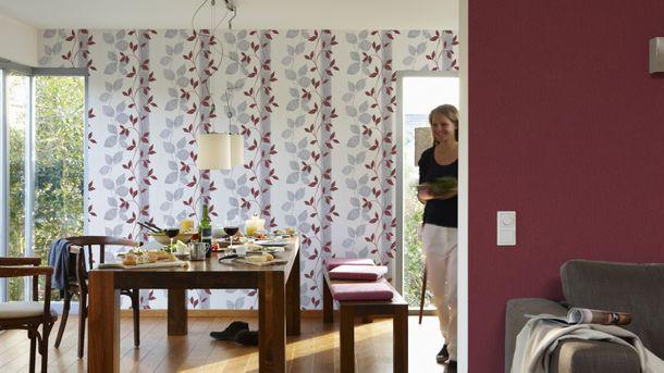 Wallpaper red plain AS Creation 30093-6 online kaufen