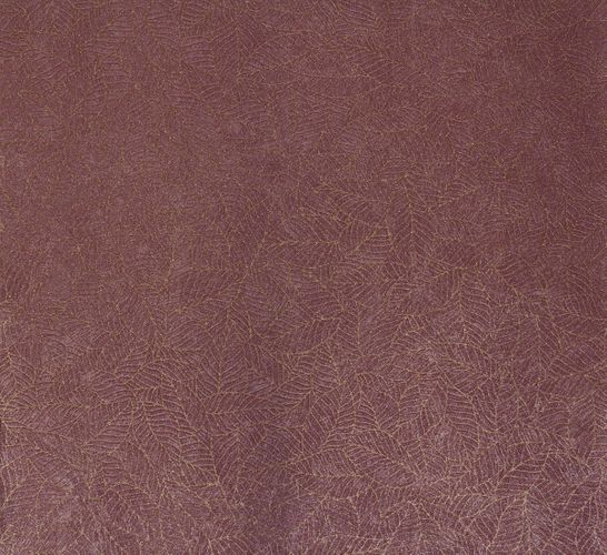 Non-woven wallpaper red gold nature Marburg 56814