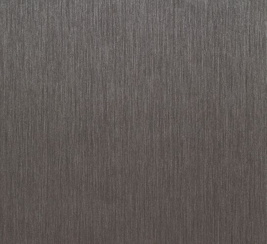 Non-Woevn Wallpaper grey silver stripes Marburg 56234