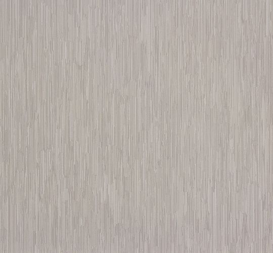 Wallpaper grey beige striped Marburg 56925