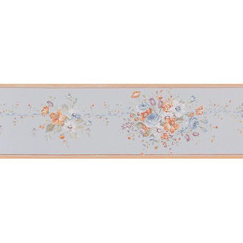 Borte bunt Blumen Rasch Textil 294933 online kaufen