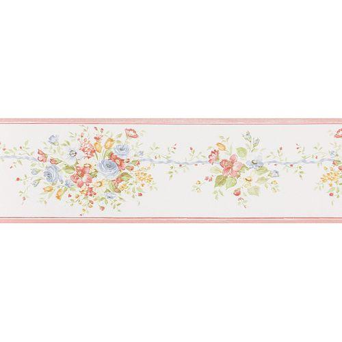 Borte bunt Blumen Rasch Textil 294957 online kaufen