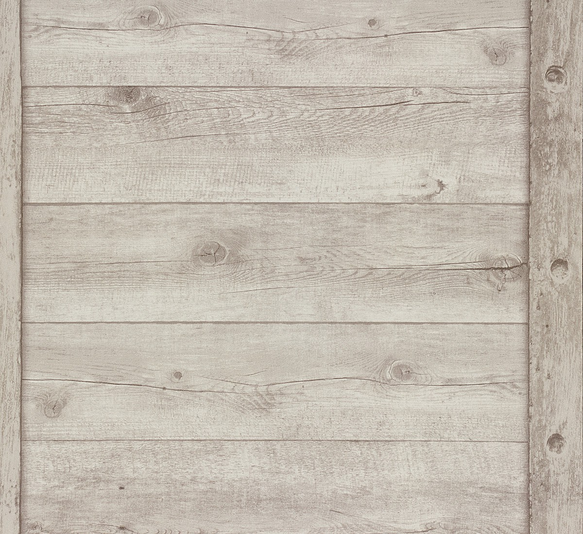Wallpaper Wood Board Vintage Rasch Grey 861402 001