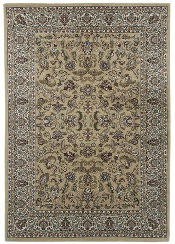 Carpet beige oriental Excellent 5 sizes online kaufen