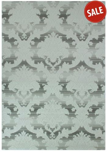 Carpet grey white oriental Retro 4 sizes online kaufen