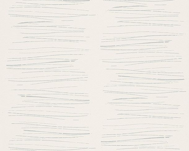 Wallpaper cream grey graphic AS Creation 30127-2