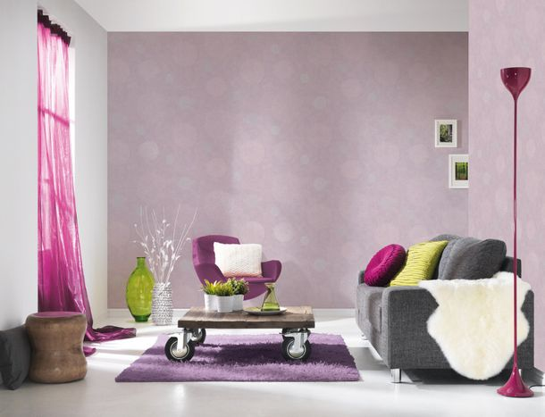 Wallpaper pink graphic AS Creation 96040-1 online kaufen