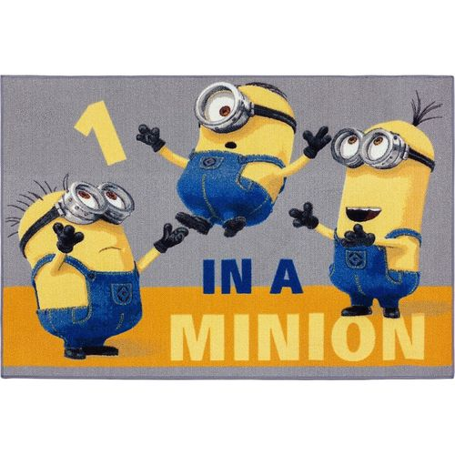 Play carpet Minions Boys Girls kids carpet 95x133cm