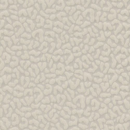 Wallpaper Rasch Textil graphic design cream silver 77468