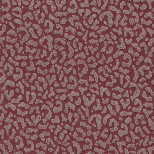 Wallpaper red silver graphic Rasch Textil 077475 online kaufen