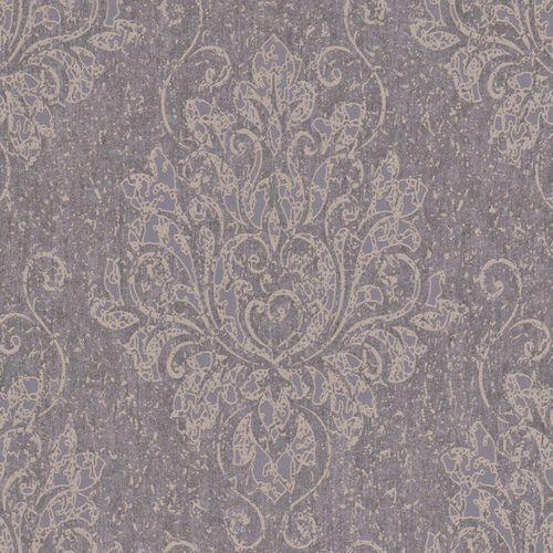 Vliestapete lila beige Barock Rasch Textil 226248 online kaufen
