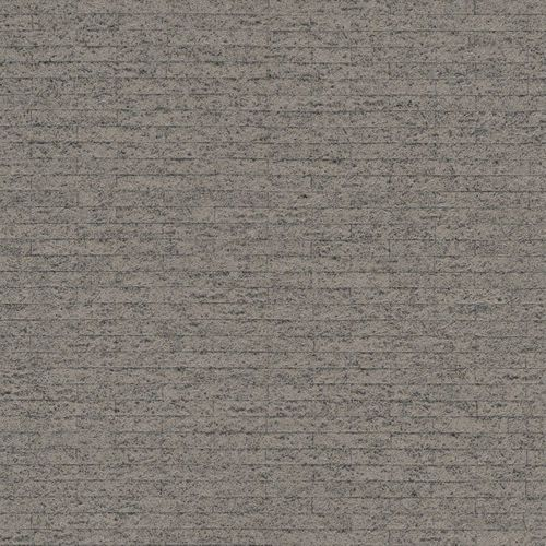 Wallpaper Rasch Textil stone wall grey black 226422