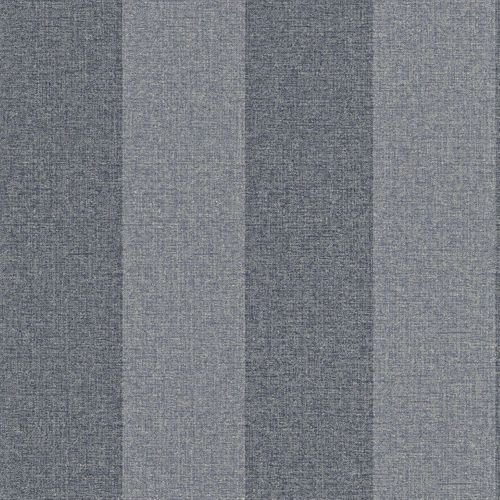 Wallpaper Rasch Textil striped blue grey 226538