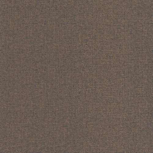 Wallpaper Rasch Textil plain design copper black 226590 online kaufen