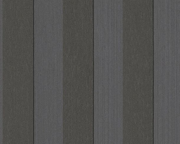 Wallpaper black grey striped Tessuto 96194-4 online kaufen