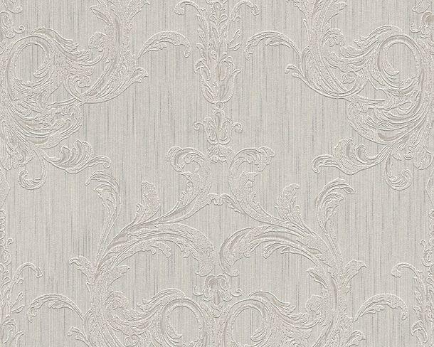 Wallpaper beige ornament Tessuto 96196-7