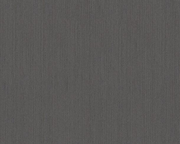 Textile Wallpaper yarn anthracite Architects Paper 9685-24