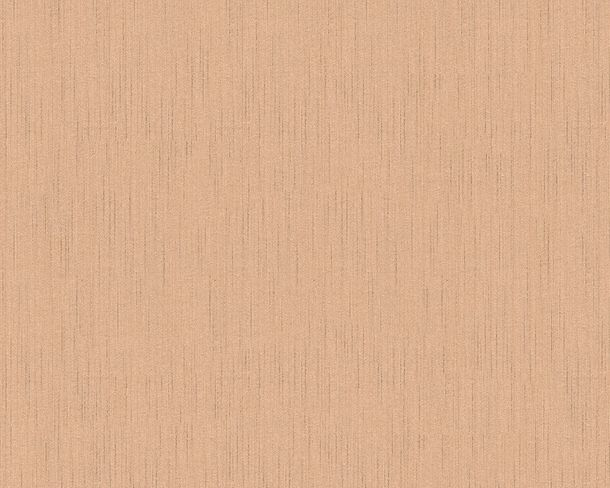 Wallpaper beige gold plain Tessuto 9685-62