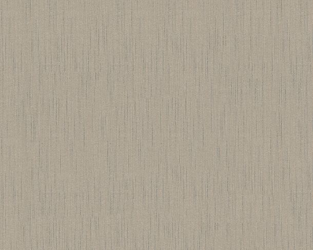 Textile Wallpaper yarn taupe Architects Paper 9685-79