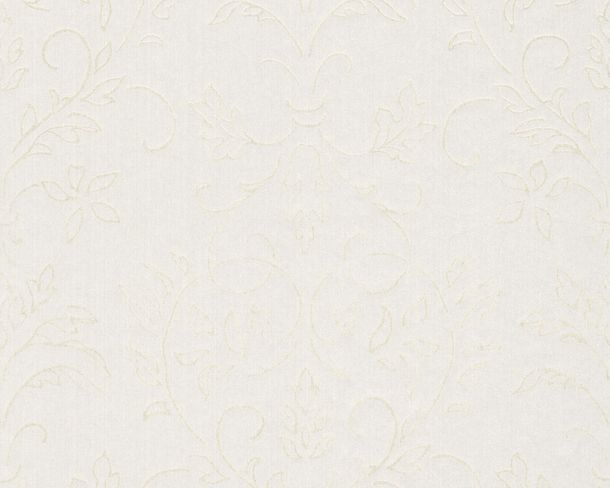 Wallpaper cream baroque Haute Couture 2906-18