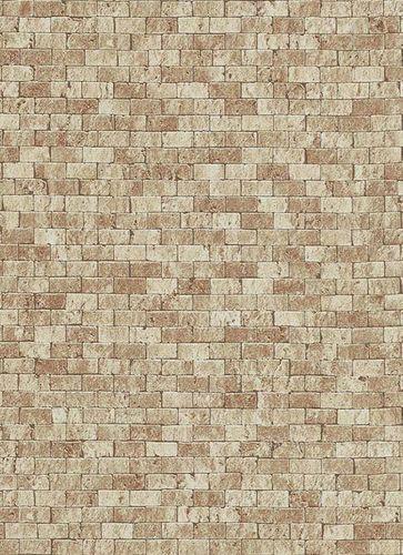 Wallpaper beige stones Brix Erismann 6941-11 online kaufen