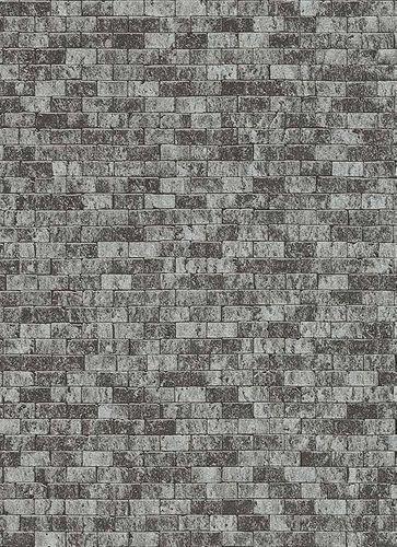 Vliestapete schwarz Steine Brix Erismann 6941-15 online kaufen