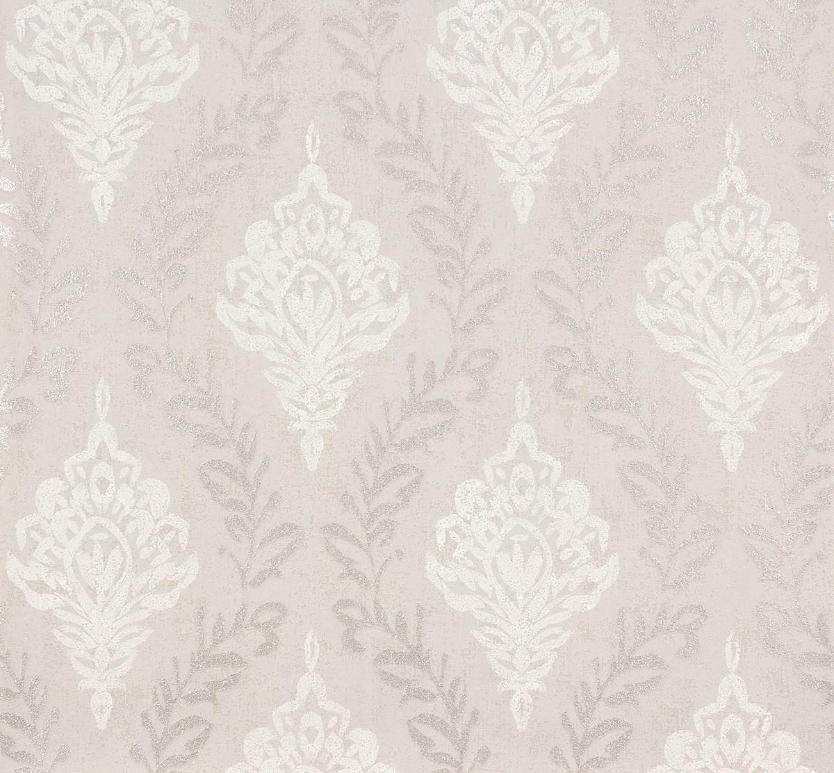 vliestapete grau silber barock visio erismann 6949 37 2. Black Bedroom Furniture Sets. Home Design Ideas