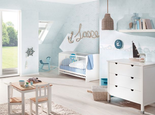Kids wallpaper border white animal livingwalls 30337-2 online kaufen