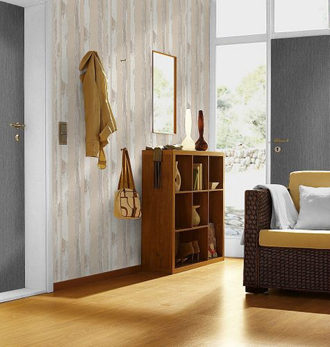 Wallpaper cream beige nature Amelie Rasch 574524 online kaufen