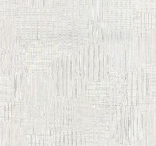 Wallpaper cream circles stripes PS 13341-10 online kaufen