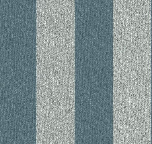 Wallpaper grey blue stripes PS 13352-10