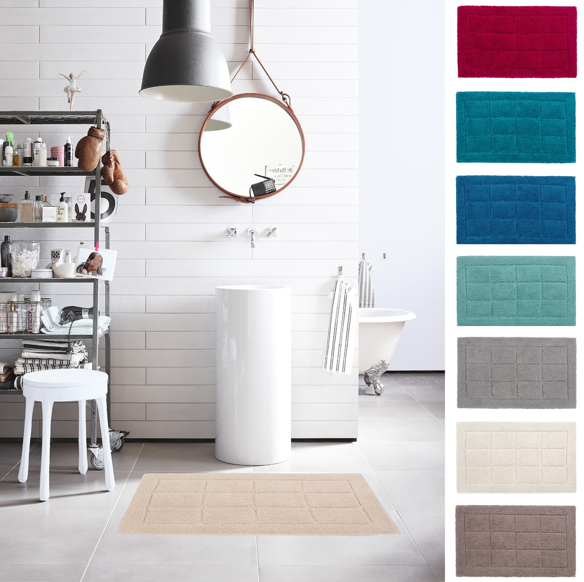 Bathmat Schoner Wohnen Tiles Diff Colors And Sizes
