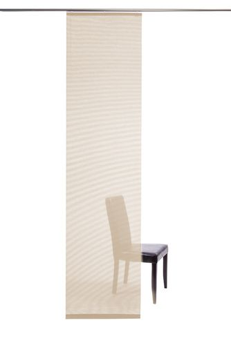 Curtain cream semi-transparent 60x245 5802-17 online kaufen