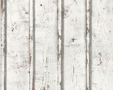 Shabby Chic Tapete wallpaper wooden board style white as creation 95370 1