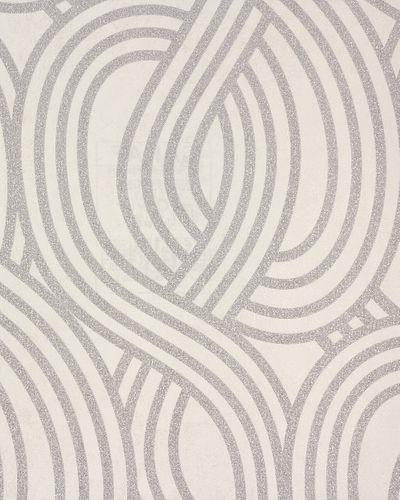 Wallpaper graphic cream silver Carat PS 13345-20 online kaufen