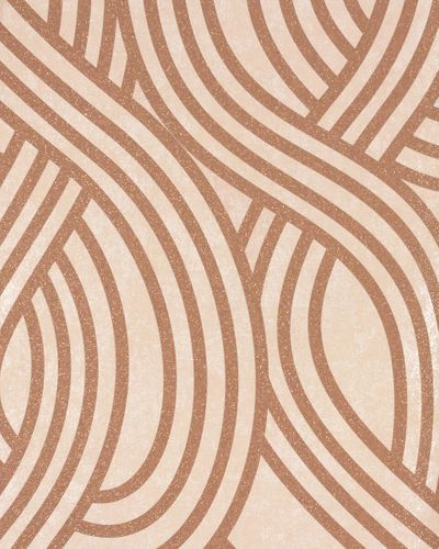 Wallpaper graphic beige brown Carat PS 13345-40 online kaufen