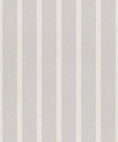 Wallpaper Barbara Becker b.b. stripes grey 467048