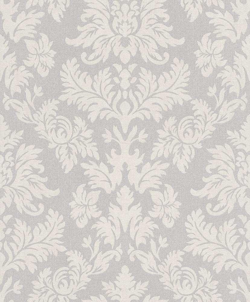 tapete barbara becker b b barock grau 474343. Black Bedroom Furniture Sets. Home Design Ideas