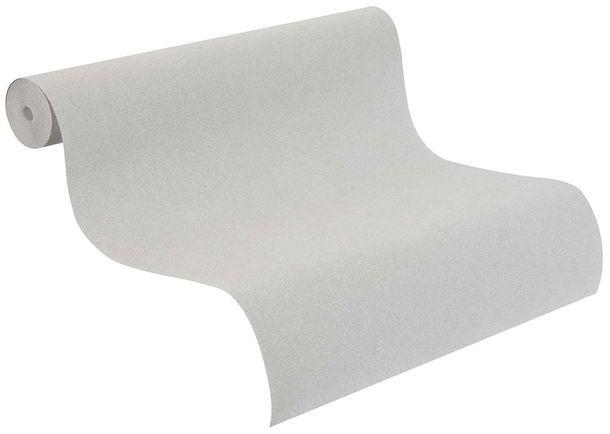 Wallpaper textured plain Rasch Pure Vintage grey 479447 online kaufen