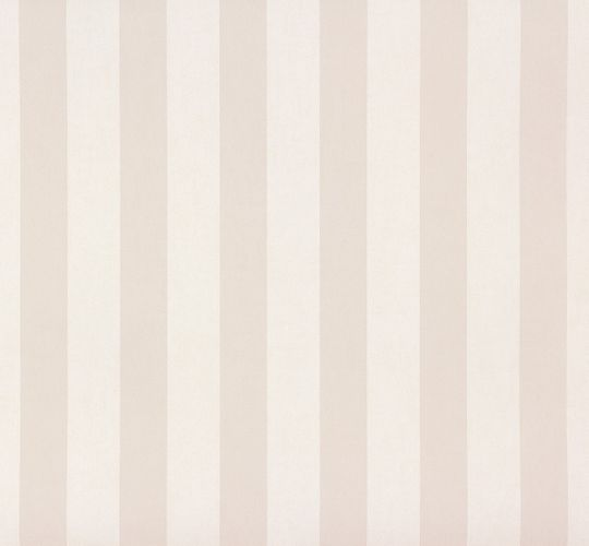 Kids Wallpaper stripes pattern grey white Rasch 246001 online kaufen