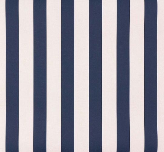 Kids Wallpaper stripes pattern blue white Rasch 246049 online kaufen