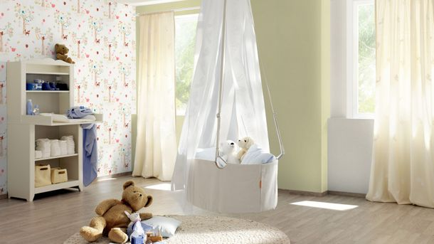 Wallpaper Plain Design Single-Colour Rasch cream 247428 online kaufen