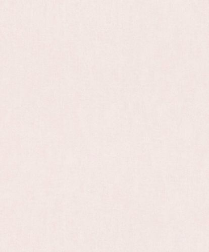 Kid's Wallpaper Plain Plaster Look pink Rasch 247435