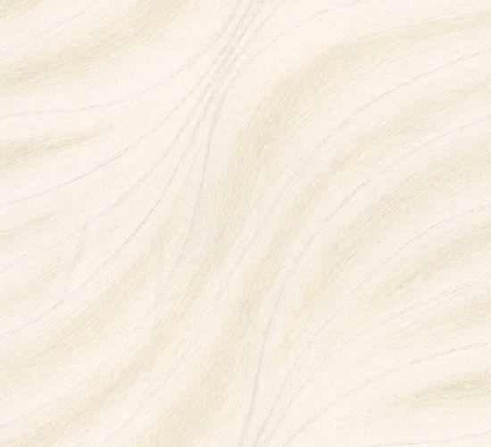 Wallpaper Colani Evolution Marburg wave cream 56308 online kaufen
