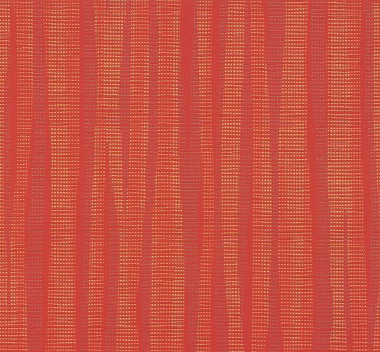 Wallpaper Nena Designer Marburg stripe red 57227 online kaufen