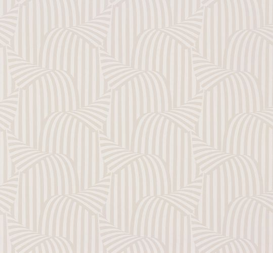 Wallpaper Nena Designer Marburg retro white cream 57250 online kaufen