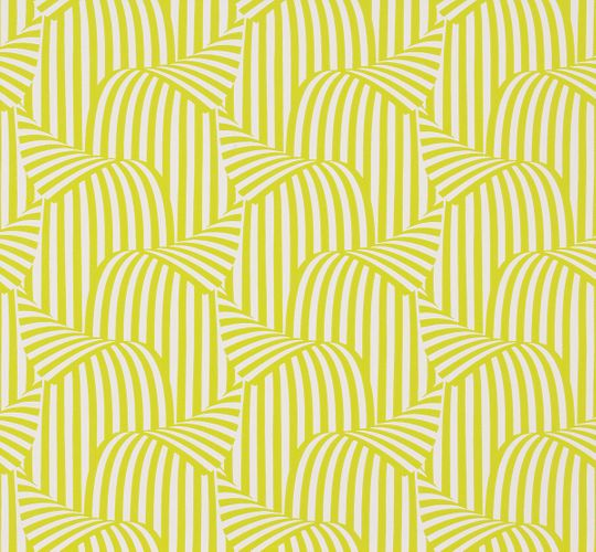 Wallpaper Nena Designer Marburg retro white green 57252 online kaufen