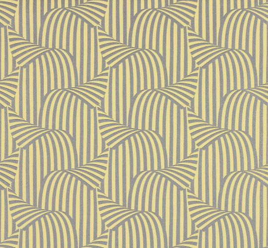 Tapete Nena Designer Marburg Grafisch gelb 57257 online kaufen